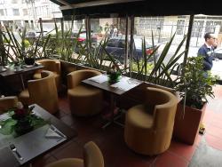 Cafe Tissu