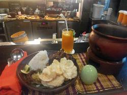 Restoran Citrus Lounge