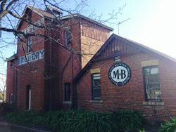 Murray Breweries Beechworth