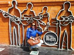 Monument The Beatles