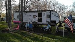 Pymatuning Campground