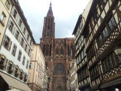 Liebfrauenmünster zu Straßburg (Cathédrale Notre-Dame de Strasbourg)