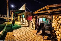 Pioneer Saloon Front