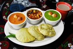Annapurna's World Vegetarian Cafe
