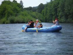 Rapid Pleasure Rafting