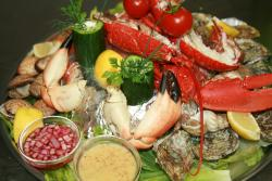 Week-end fruits de mer