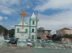 Igreja do Rosario Nossa Senhora dos Pretos