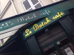 Botak Cafe