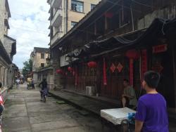 台州路桥老街