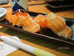 Ganso Bucchigiri sushi Uoshin Sannomiya