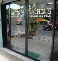 John's Shophouse Deli