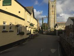 Farmers Arms next to the church