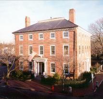 HIstoric Beverly John Cabot House