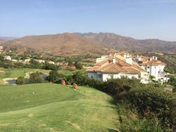 Family and golf break