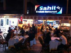 Sahil Restaurant - Yunan Mehmet'in Yeri
