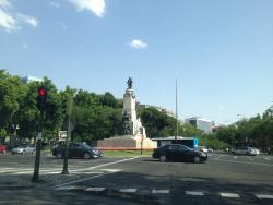 Monument Glorieta de Emilio Castelar