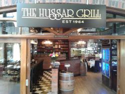 The Hussar Grill Somerset West