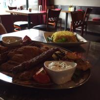 Babylon Tower Middle Eastern Cuisine Restaurant and Shisha Lounge