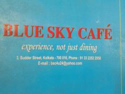 Blu Sky Cafe