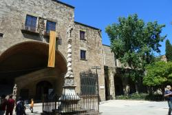 Antic Hospital de la Santa Creu
