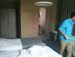 double room on first floor