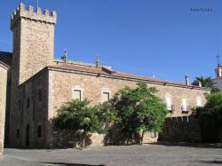 Palace de las Cigüeñas