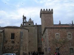 Palace de las Ciguenas