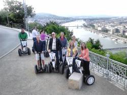 Segway Tours Budapest