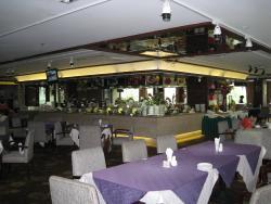 Arc de triomphe restaurant