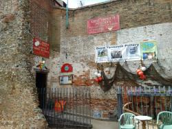Historic Smokehouse - Great Yarmouth Potteries