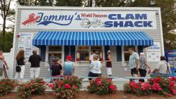 ‪Tommy's Clam Shack‬