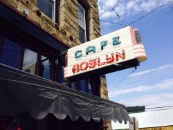 Rosyln Cafe