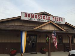 ‪Homestead Pizza‬
