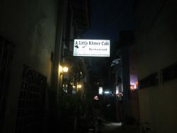 A Little Khmer Cafe Restaurant