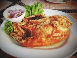 Bang Pra Beach Restaurant