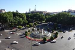 Plaza de Canovas del Castillo