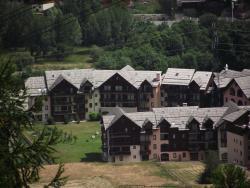Pierre & Vacances Residence L'Alpaga