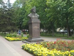 Monument to Bogdan Khmelnitskiy