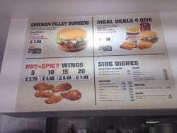 Allens Fried Chicken