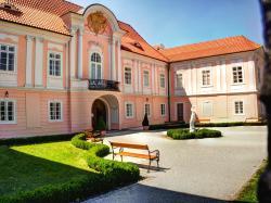 Renaissance Castle Hrádek u Sušice