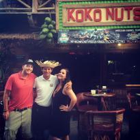 Kokonuts Bar, Restaurant, Sport Bar & Disco