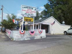 Lakeside Famous Roast Beef Pizza & Seafood