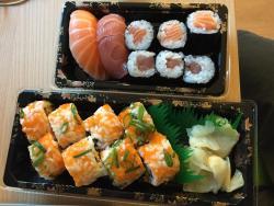 OZAKI Sushi et Grill