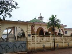 La mosquee de Foumban