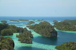 Pulau Misool Island