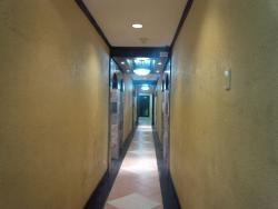 2nd Floor Hallway of the Main Building