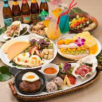 Moana Kitchen Cafe Yurakucho Itocia