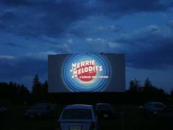 Starlite Drive-In Theatre