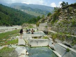 Madkot Hot Water Springs
