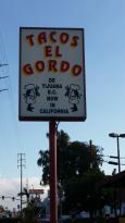 Tacos El Gordo El Tijuana BC